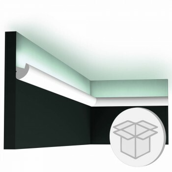 25er Box CX188F Flexible Deckenleiste Orac Decor Lichtleiste